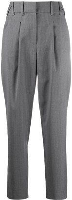 IRO Pleat-Front High-Rise Trousers