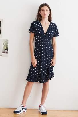 Velvet by Graham & Spencer Juna Printed Challis Dress
