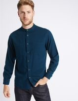 Marks and Spencer Pure Cotton Shirt with Pockets