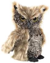 Folkmanis Screech-Owl Hand Puppet