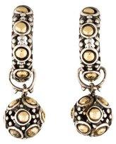 John Hardy Dot Jaisalmer Hoop Earrings