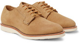 Red Wing Shoes Postman Suede Derby Shoes