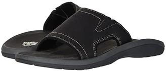 Dockers Landing (Black Distressed) Men's Sandals