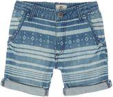 Timberland Boys Denim Bermuda Shorts