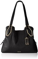 Calvin Klein Key Item Quilted Chain Nylon Tote