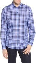 Zachary Prell Curtis Regular Fit Plaid Button-Down Sport Shirt