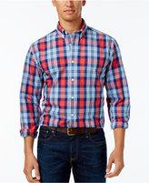 Tommy Hilfiger Men's Big & Tall Fulton Plaid Shirt