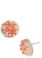 'Montauk' Crystal Stud Earrings