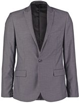 Kiomi Suit Jacket Grey Melange