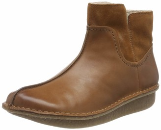 Clarks Funny Mid Womens Slouch Boots