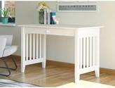 Magallanes Solid Wood Desk Red Barrel Studio Color: White
