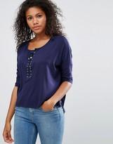 Brave Soul Oversize T-Shirt
