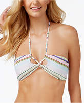 Bar III On the Horizon Strappy Bandeau Halter Top, Created for Macy's