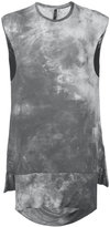 Tom Rebl dyed tank top - men - Polyester/Spandex/Elastane/Viscose - M