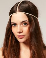 Asos Pearl Crown Headband