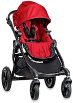 Baby Jogger City Select Single Stroller in Red/Black
