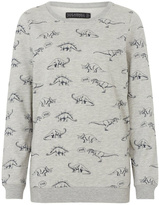 Sugarhill Boutique Alanis Dinosaur Sweatshirt