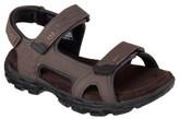 Skechers Men's Louden Memory Foam Relaxed Fit Sandal