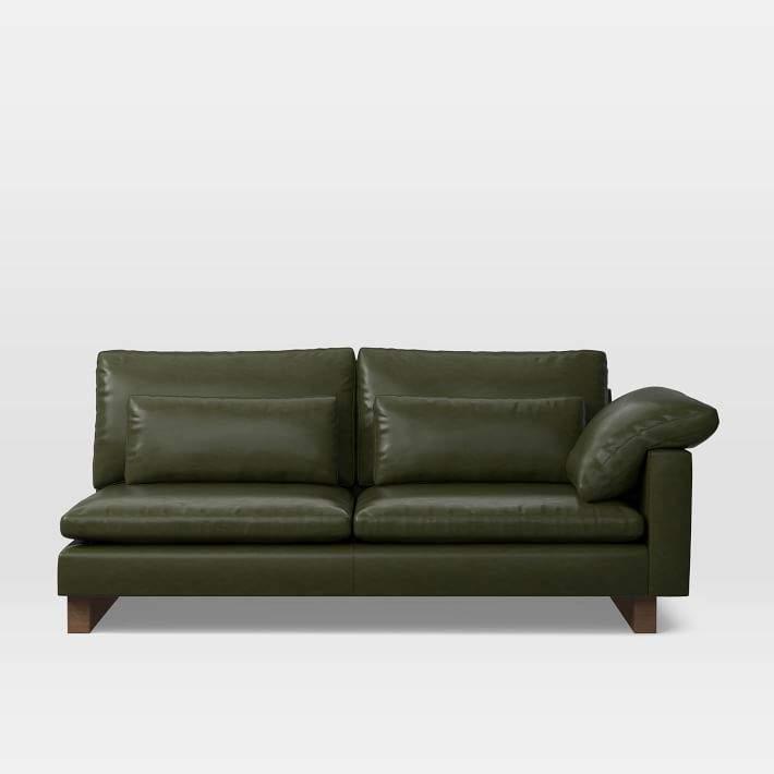west elm leather chair shopstyle rh shopstyle com