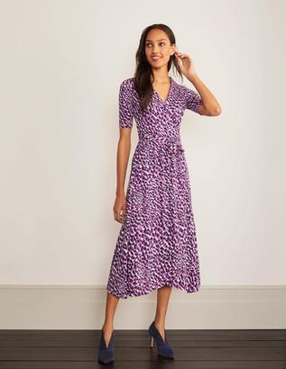 Lavinia Jersey Wrap Dress