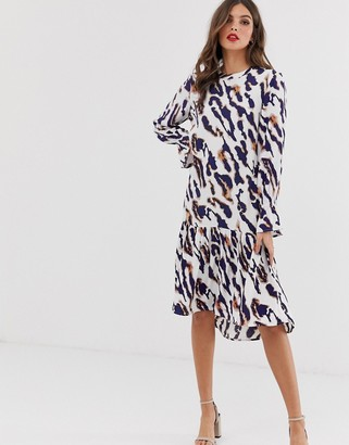 Vero Moda smock dress-White