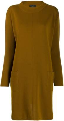 Roberto Collina shift sweater dress