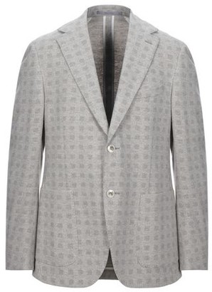 CANTARELLI JERSEY PLANET Suit jacket