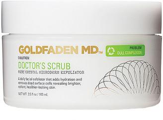 Goldfaden Doctor's Ruby Crystal Microderm Exfoliator Scrub