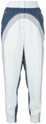Derek Lam 10 Crosby Colour-Block Track Pants
