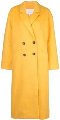 Cinq à Sept oversized long coat