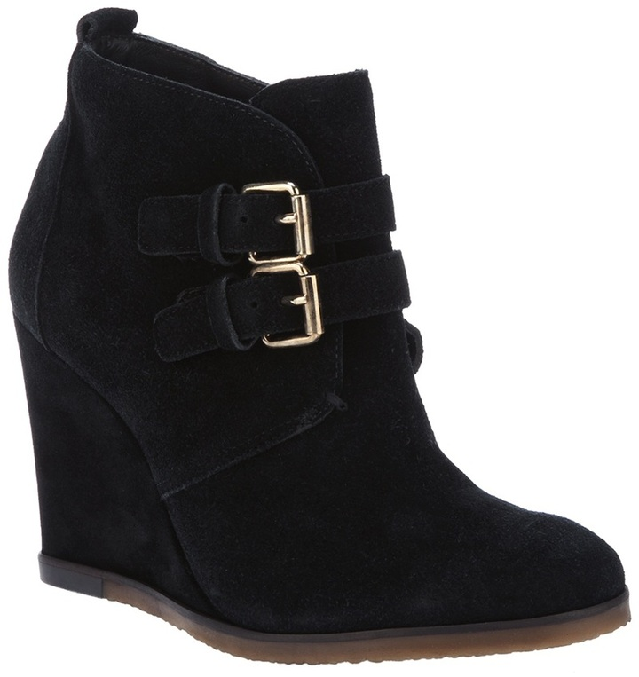 Tila March Wedge ankle boot