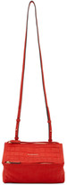 Givenchy Red Mini Pandora Bag