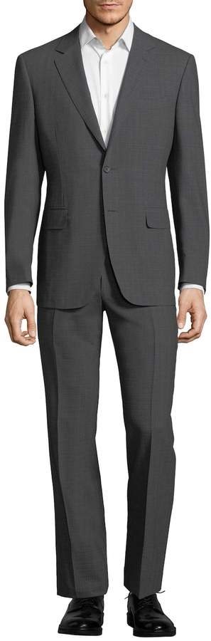 Canali Men's Notch Wool Suit