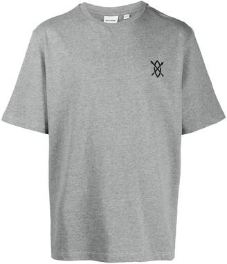 Daily Paper rear-logo print T-shirt