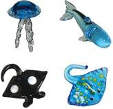 Looking Glass 4-pk. Jelly Fish