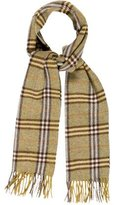 Burberry Nova Check Wool Stole