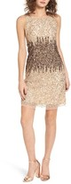 Raga Women's Sequins And Champagne Dress
