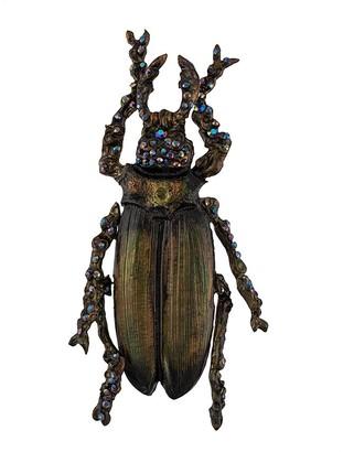 2000s Beetle Brooch