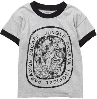 Harper Canyon Ringer Camp T-Shirt