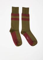 Marni deep sage sock