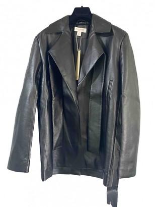 MATÉRIEL Black Coat for Women
