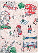 Cath Kidston London spots A5 Soft Cover Notebook