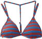 RVCA Women's Kind Line Triangle Bikini Top