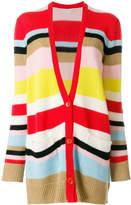 Etro striped cardigan