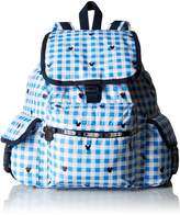 Le Sport Sac 7839 G057 Voyager Backpack