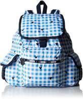 Le Sport Sac 7839 G071 Voyager Backpack