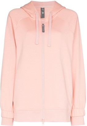 adidas by Stella McCartney Essentials zip-up hoodie