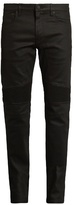 Belstaff Eastham coated biker jeans