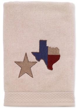 Avanti Home Sweet Texas Hand Towel Bedding