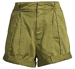 Joie Women's Xandria Rolled Cargo Shorts - Size 0